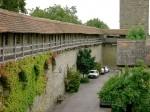 Cel mai vechi sector din Rothenburg ob der Tauber