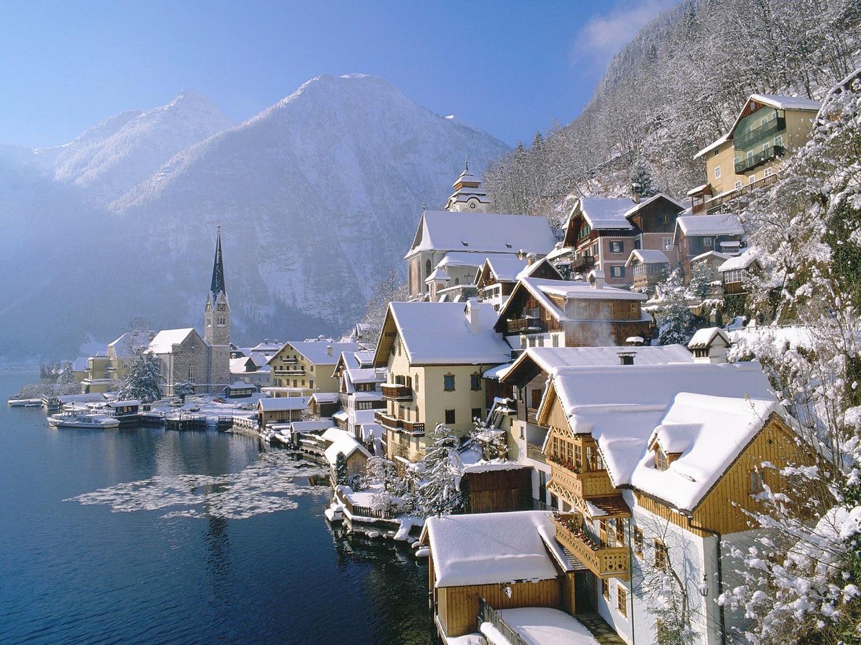 O plimbare cu barca în Hallstatt