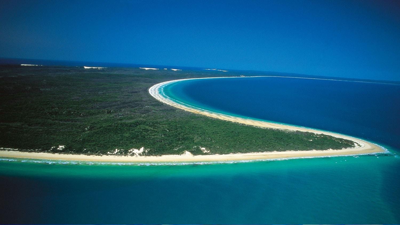 Insula Fraser, Australia