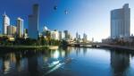 Melbourne poate fi și un oraș liniștit
