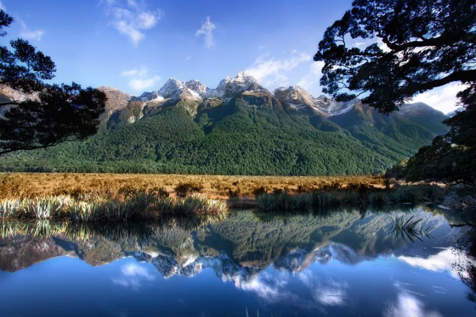 Milford Sound, Noua Zeelandă