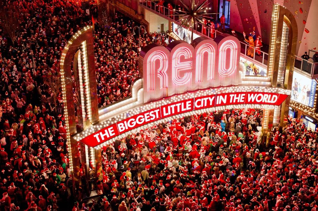 Circus Circus, cazinou sau circ, doar în Reno este posibil