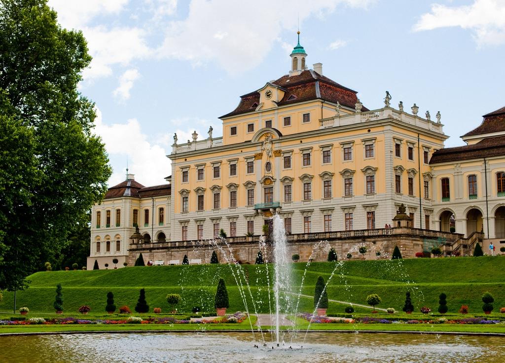 Palatul Ludwigsburg, Germania