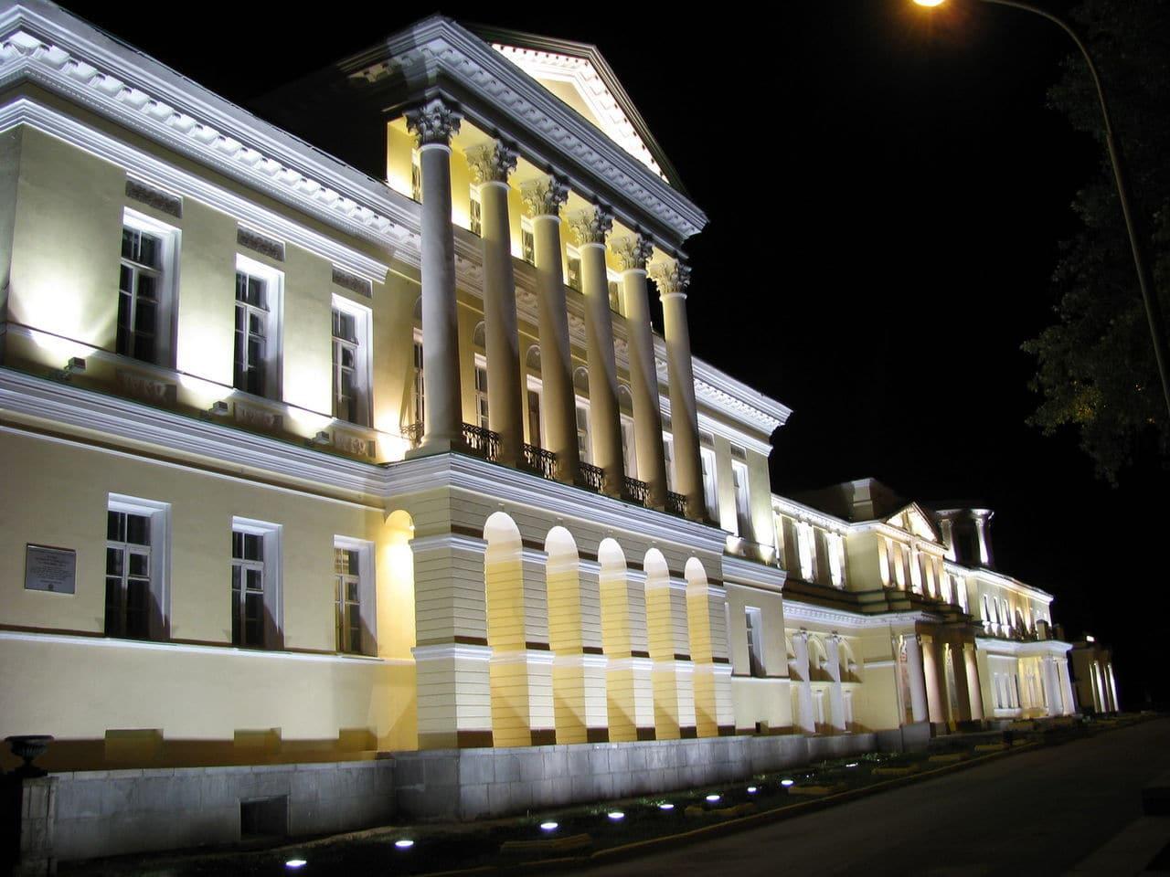 Biserica de Sânge, un edificiu splendid în Yekaterinburg