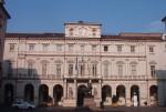 Palatul primăriei din Torino, o operă de artă arhitecturală