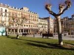 Pamplona, un oraș liniștit aproape tot anul