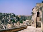Pe străduțele din Matera