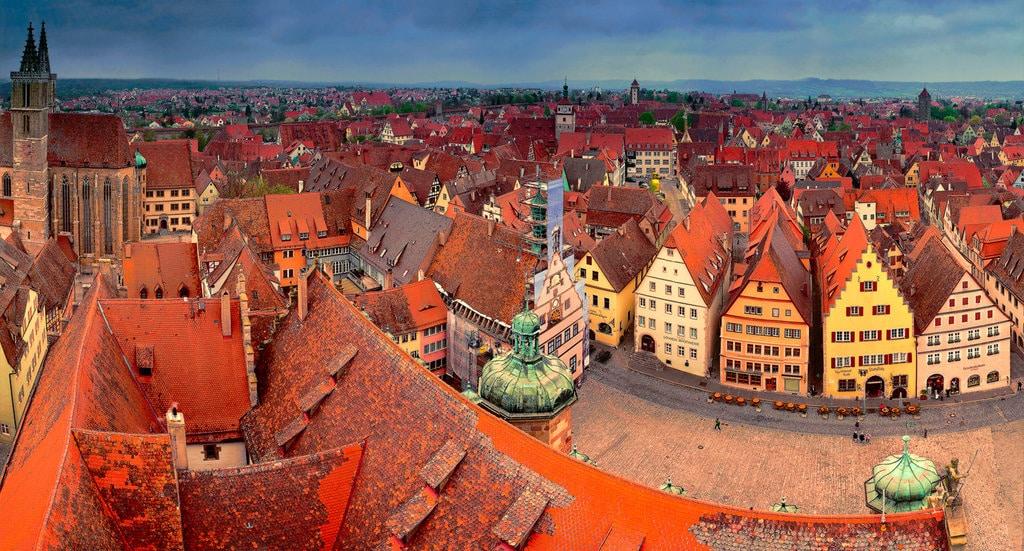Rothenburg ob der Tauber, Germania