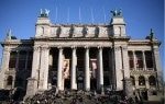 Royal Museum of Fine Arts prezintă o arhitectură deosebită