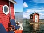 Utter Inn - un mic hotel subacvatic din Suedia