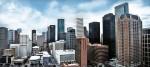 Vedere panoramică a orașului Houston