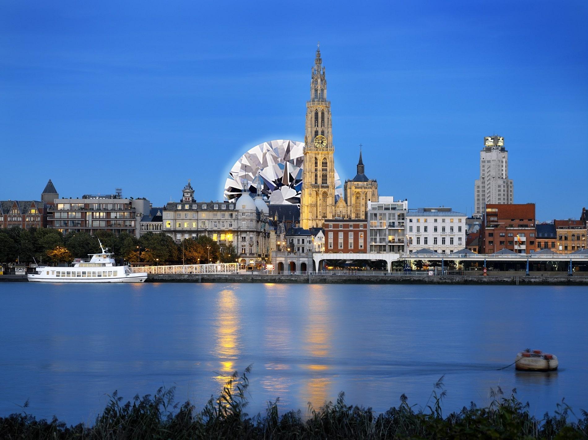 Antwerp, Belgia - Orașul modei și a diamantelor
