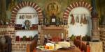 Detalii interioare din Enisala Safari Village
