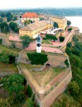 Impresionanta Cetatate Petrovaradin - Cetatea orașului Novi Sad