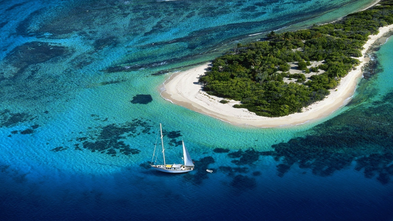 Insulele Similan alcătuiesc o zonă destul de liniștită