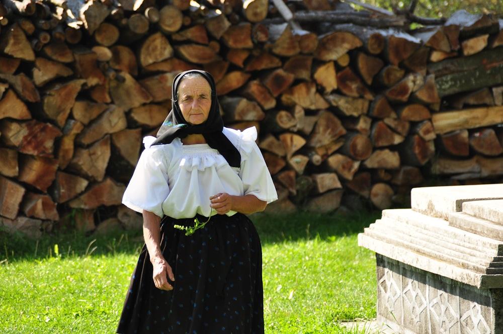 Căsuțele de lemn din Breb l-au fascinat pe Prințul Charles