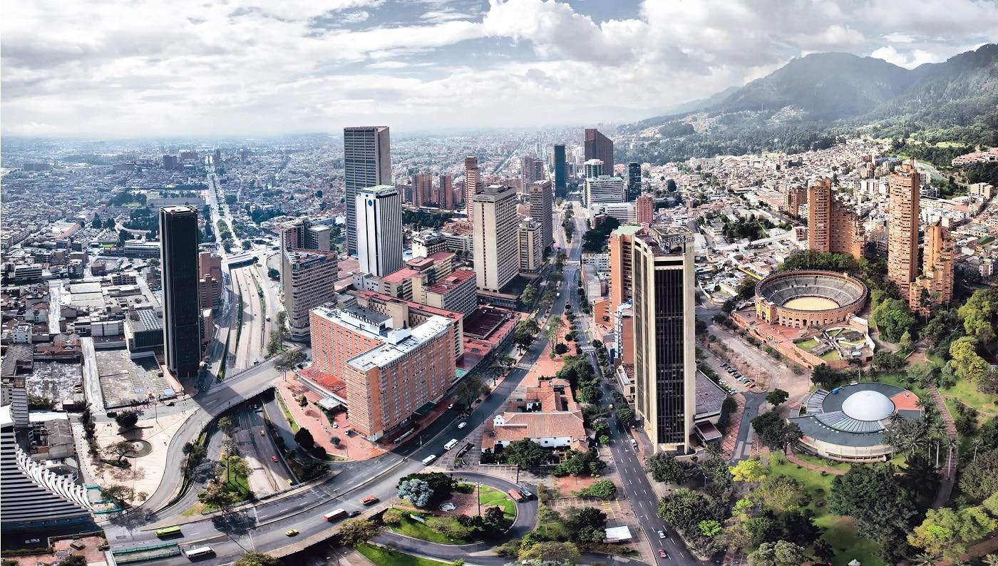 Bogota, noaptea