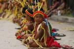 Copiii de pe Insula Yap sunt foarte expresivi