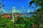 Gustavia, capitala insulei