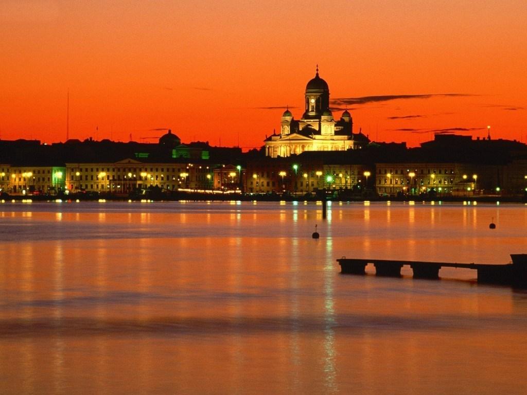 Helsinki, noaptea