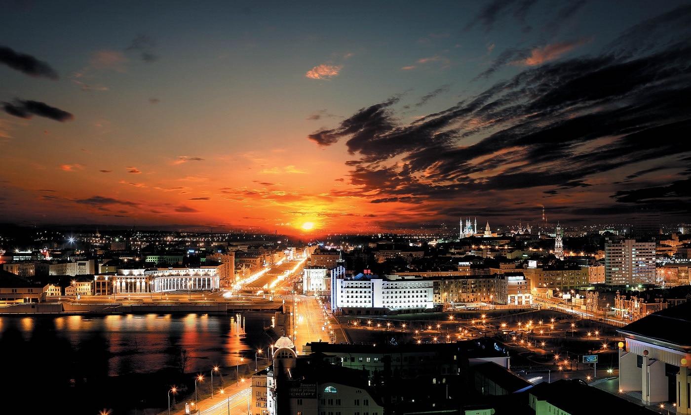 Kazan, Rusia