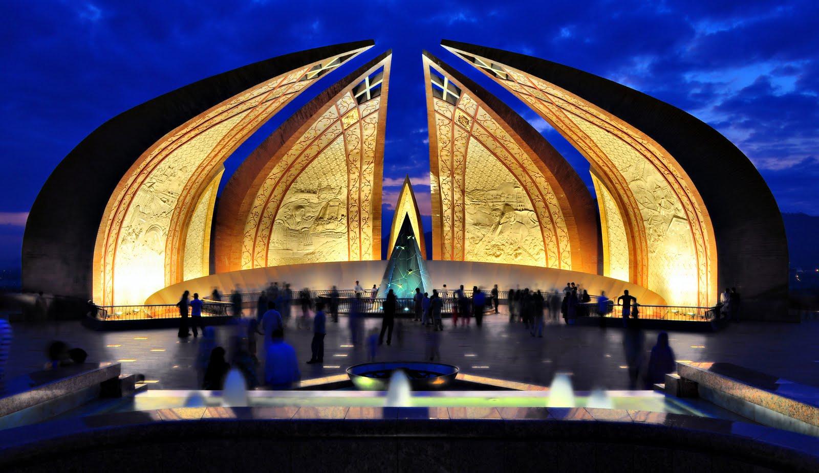 Moscheea Faisal, edificiul care schimbă aspectul Islamabadului