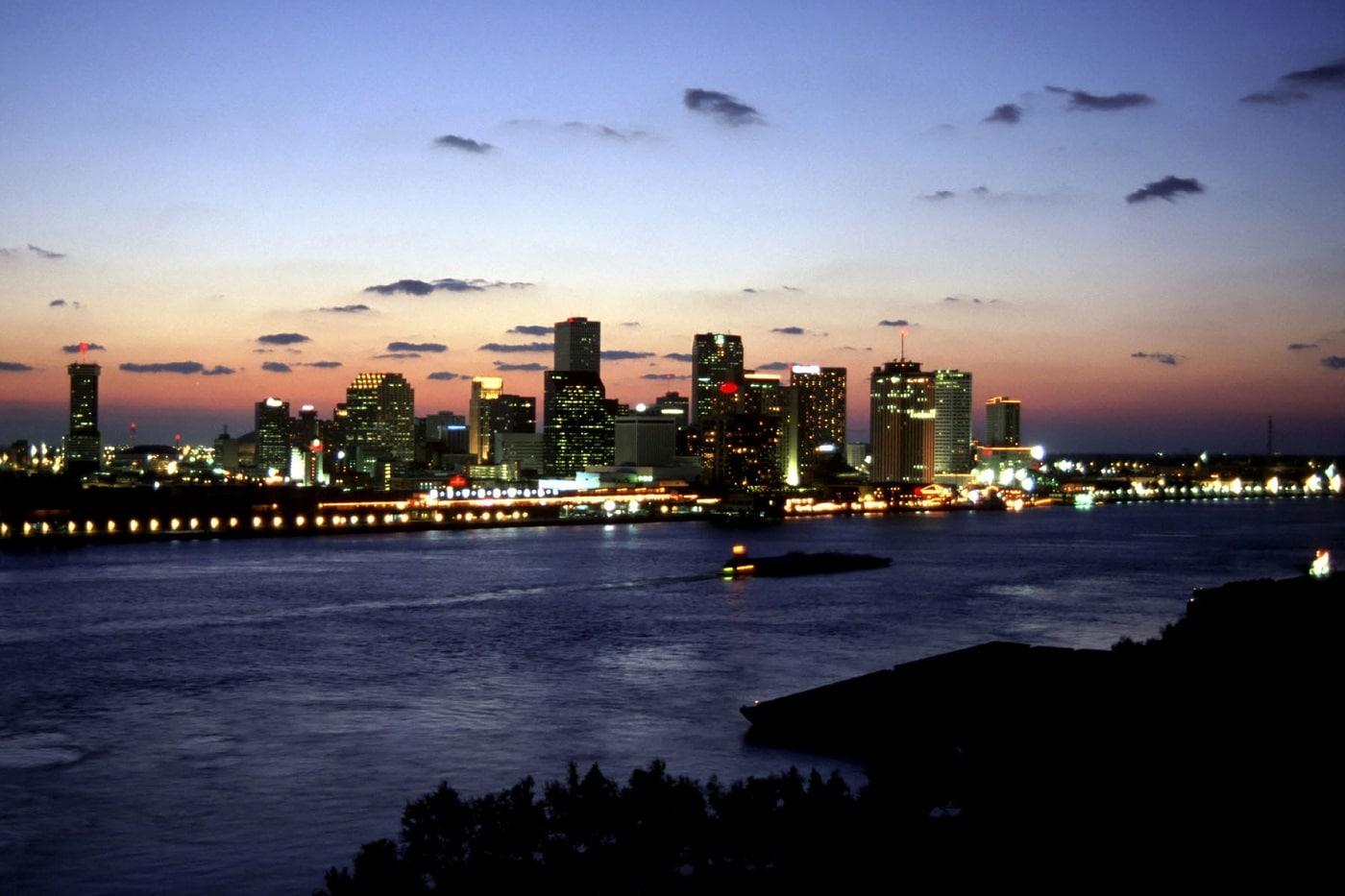 New Orleans, noaptea