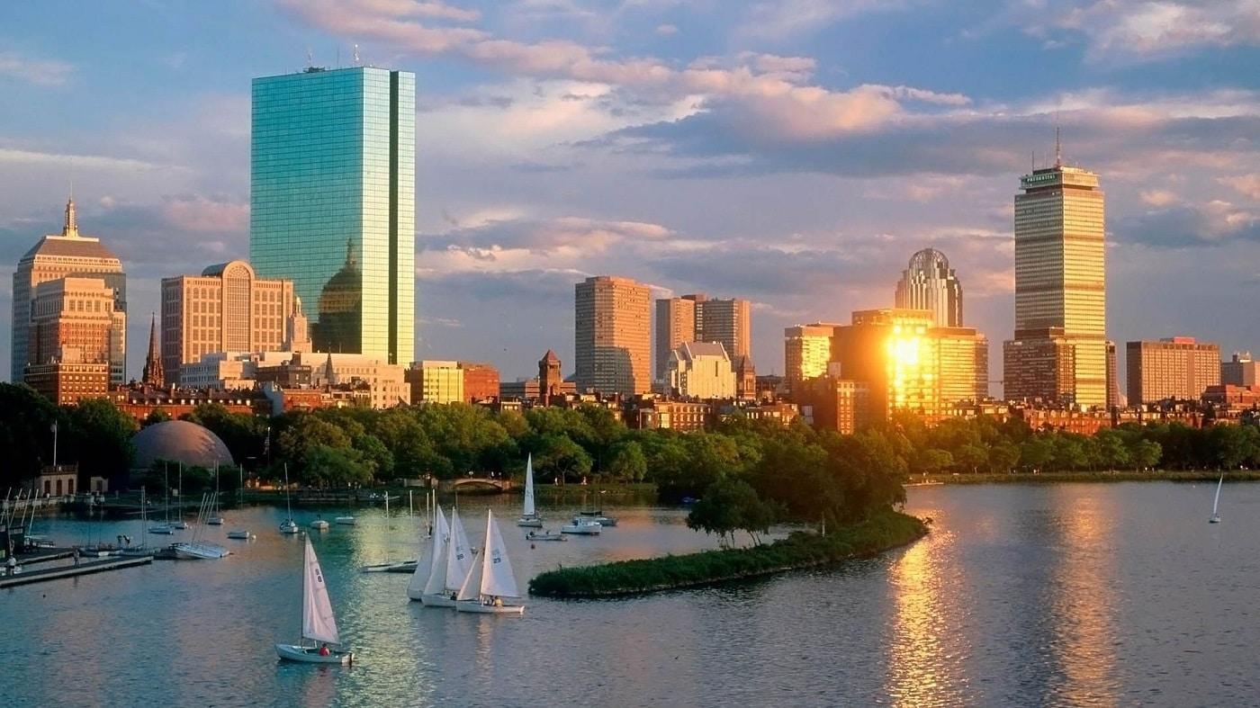 Boston, un oraș modern!