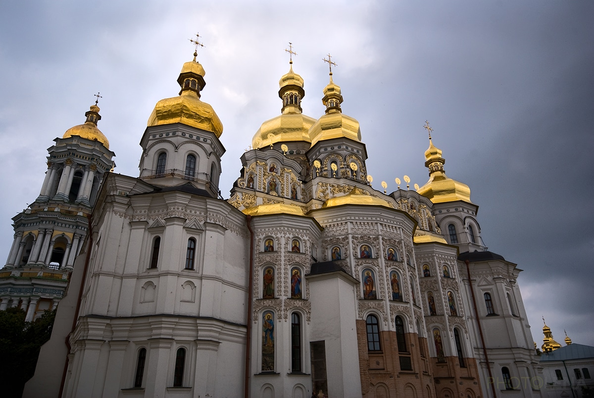 Catedrala Adormirea Maicii Domnului din Pechersk Lavra