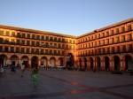 Plaza de la Corredera, un loc ideal pentru relaxare și plimbări