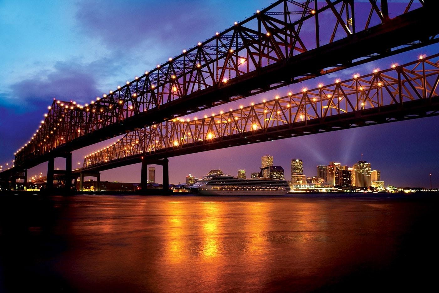 Podul din New Orleans