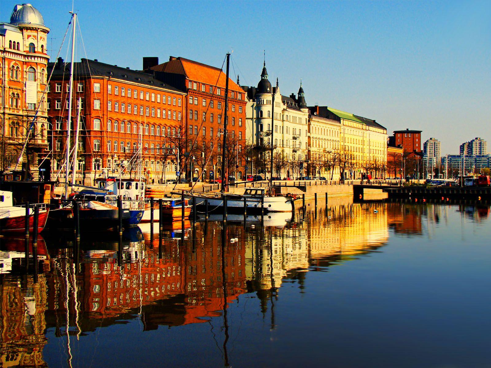 Suomenlinna, cetatea de la malul mării