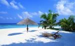 Plajele din Goa sunt mereu pregătite pentru turiști