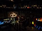 Secvențe dintr-un film rulate în interiorul Muzeului de CinemaSecvențe dintr-un film rulate în interiorul Muzeului de Cinema