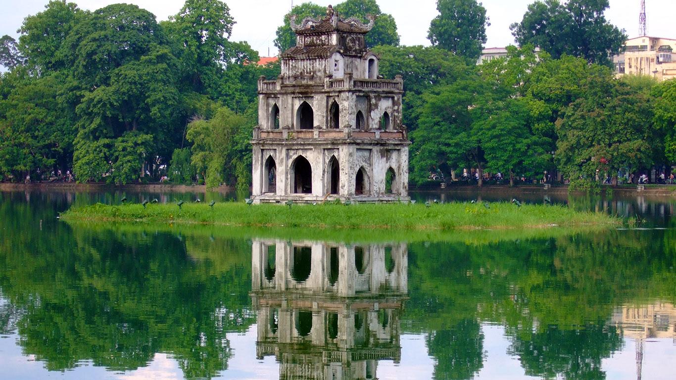 Mausoleul Ho Chi Minh