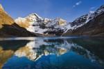 Apele lacului sunt atât de transparente încât se observă cu ușurință elementele de pe fundul apelor