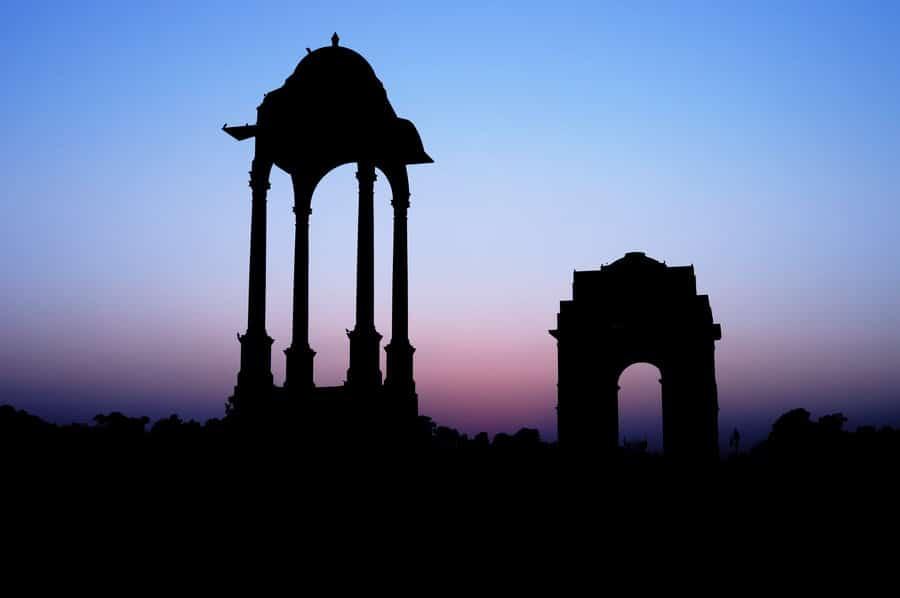 Poarta Indiei, un monument impunător