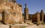Chellah, cartierul istoric al Rabatului