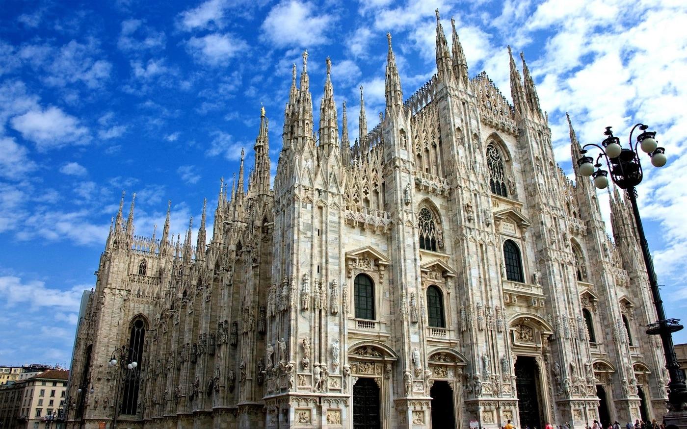Domul din Milano, edificiul care schimbă complet orizontul orașului