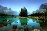 Lacul Maligne, Canada
