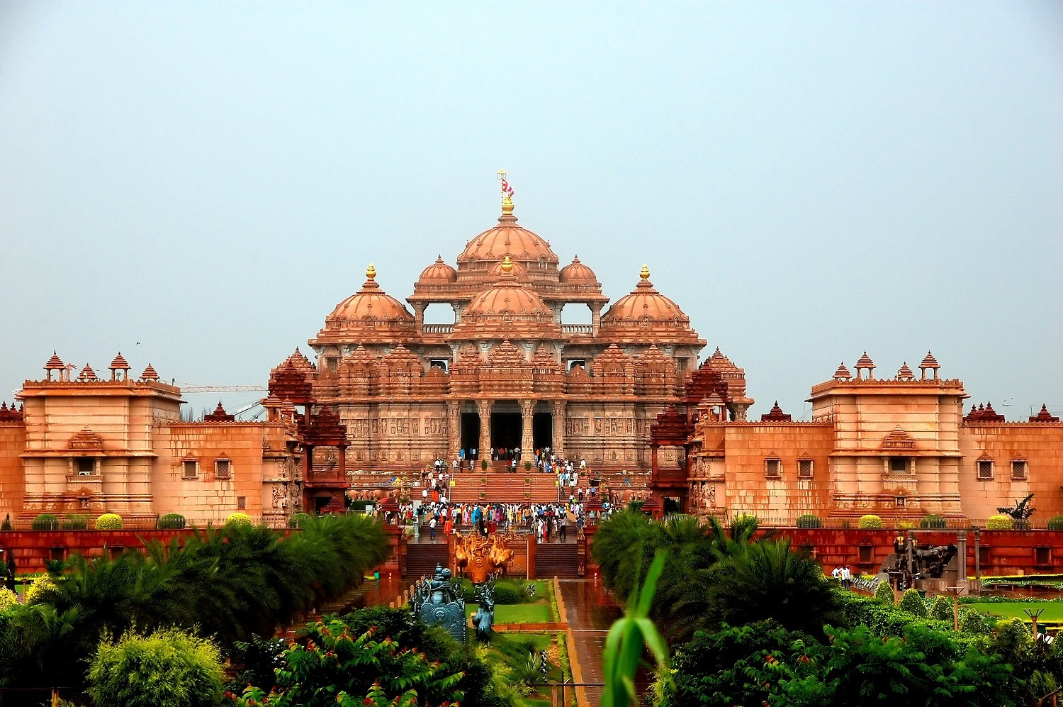 Templul Akshardham, New Delhi, India