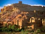 În Munții Atlas există sate și mici orășele