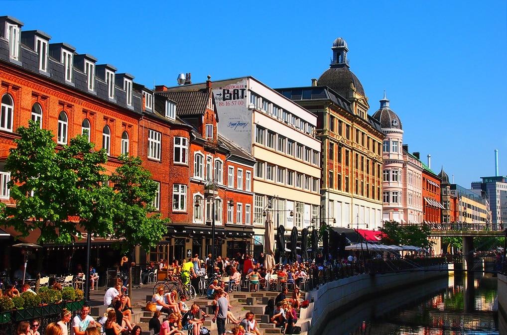 Arhus, Danemarca