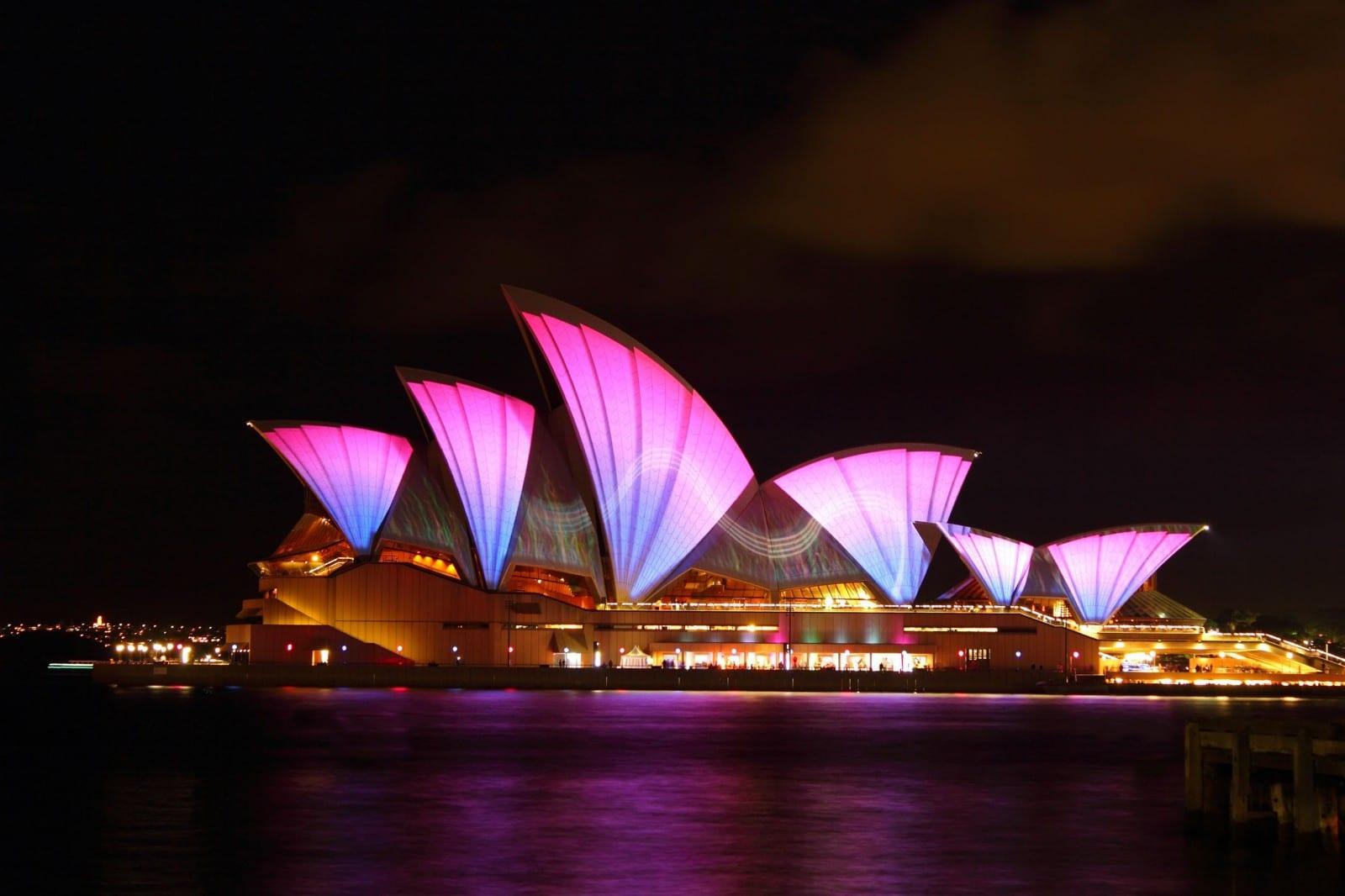Casa Operei, Sydney