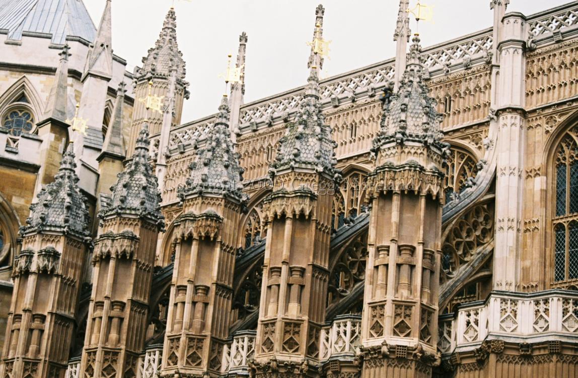 Palatul Westminster, Londra
