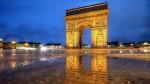 Monumentul se află pe cel mai frumos bulevard din Paris