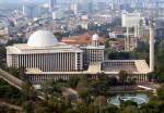 Moscheea Istiqlal schimbă complet orizontul capitalei indoneziene