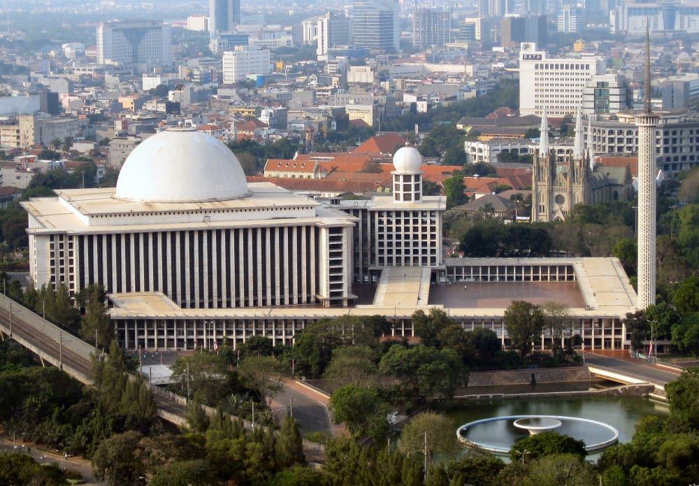Moscheea Istiqlal, Jakarta, Indonezia
