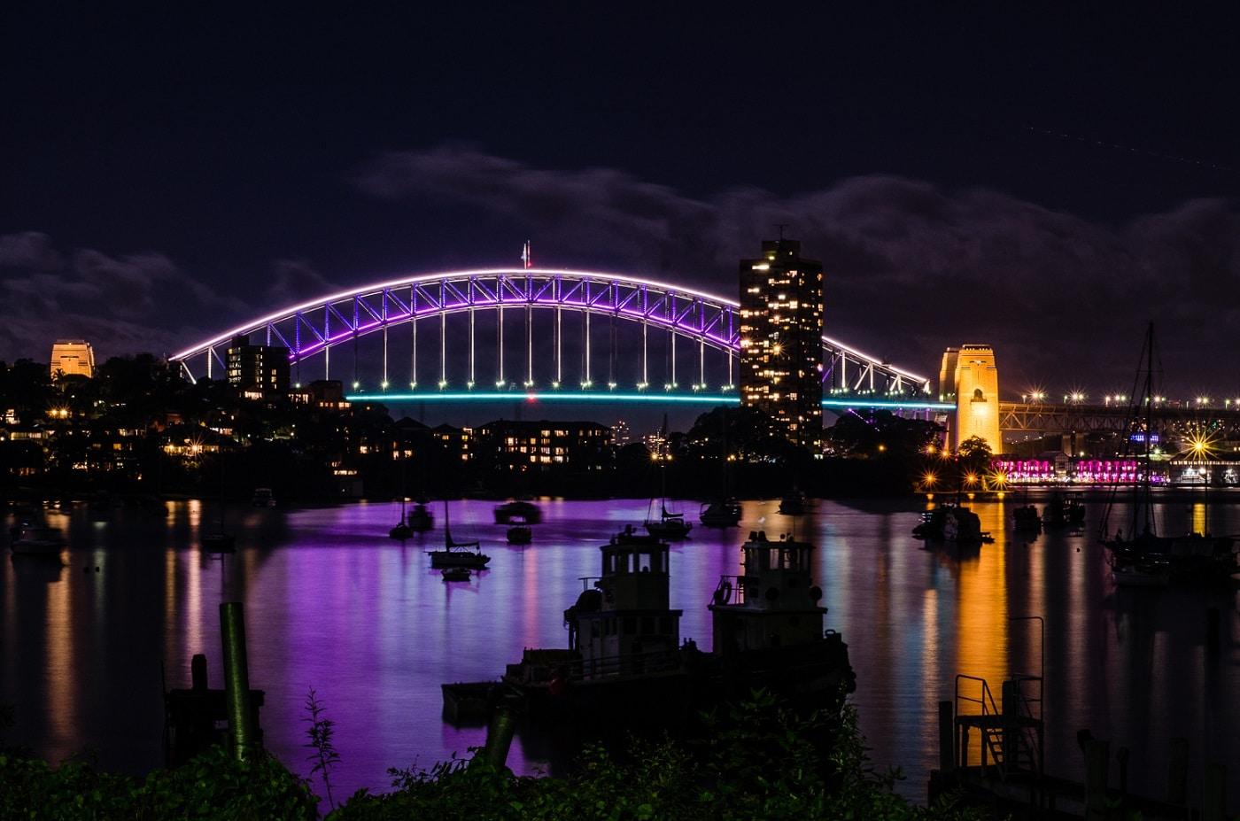 Podul din Sydney, edificiul care schimbă imaginea orașului