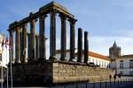 Ruinele romane, cea mai mare atracție din Evora